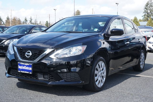 Used 2019 Nissan Sentra in Lynnwood Seattle Kirkland Everett, WA