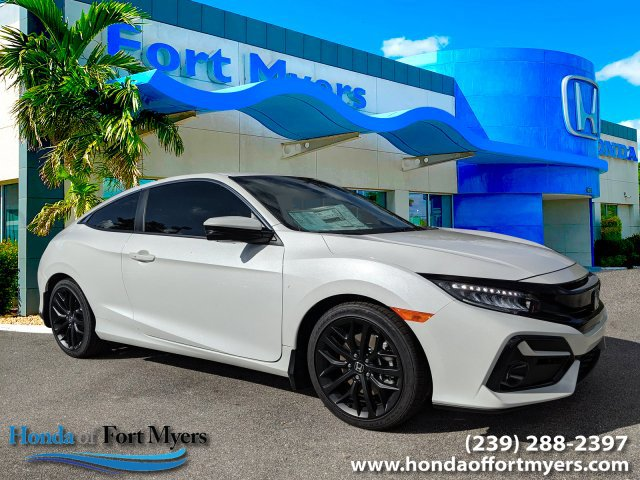 New 2020 Honda Civic Si Sedan in Fort Myers, FL