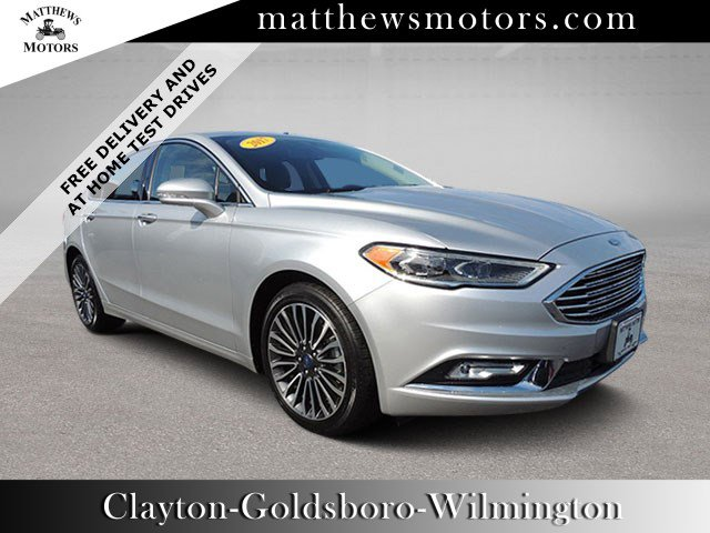 Used 2017 Ford Fusion in Goldsboro, NC