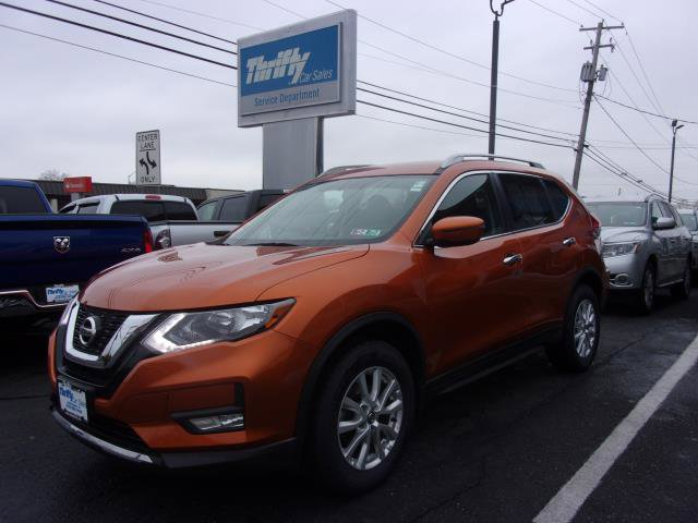 Used 2017 Nissan Rogue in Coopersburg, PA
