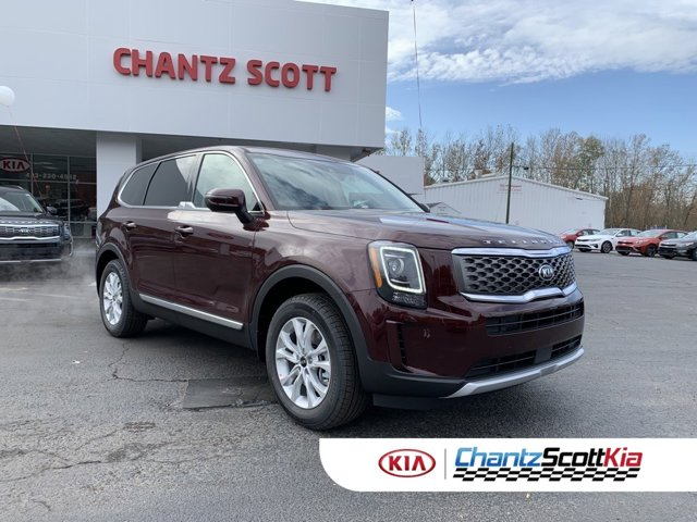 New 2020 KIA Telluride in Kingsport, TN