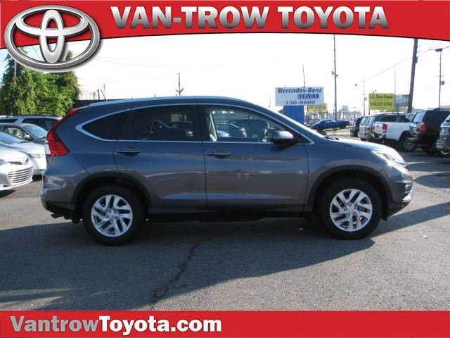 Used 2015 Honda CR-V in Monroe, LA