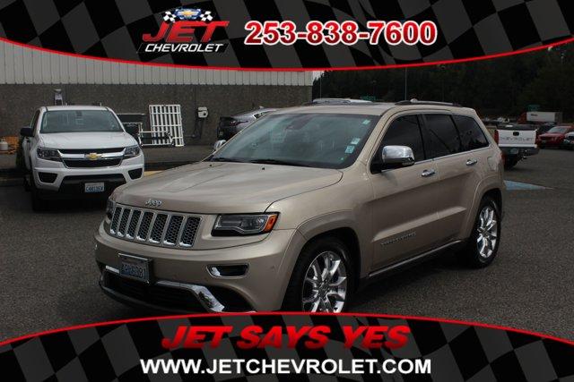 Used 2014 Jeep Grand Cherokee in Federal Way, WA