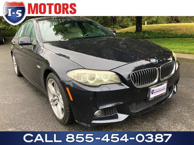 Used 2011 BMW 5 Series in Fife, WA