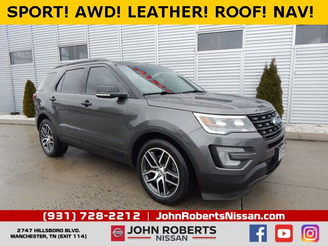 Used 2017 Ford Explorer in Manchester, TN