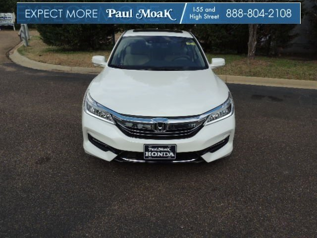 New 2017 Honda Accord Hybrid in , MS