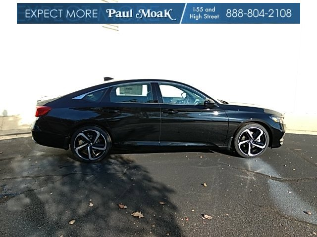 New 2020 Honda Accord Sedan in Jackson, MS