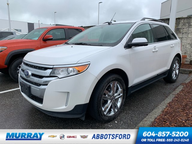 2013 Ford Edge Limited 4dr Limited FWD Turbocharged I4 2.0L/122 [0]