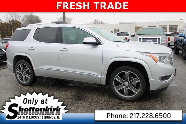Used 2017 GMC Acadia in Quincy, IL