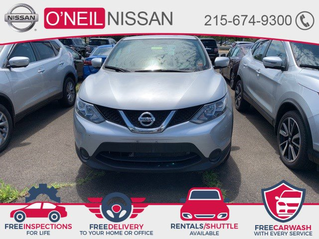2017 Nissan Rogue Sport S AWD S Regular Unleaded I-4 2.0 L/122 [2]