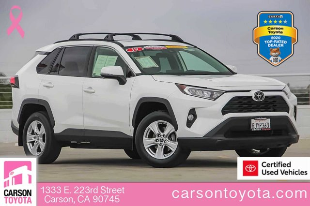 2019 Toyota RAV4 XLE XLE AWD Regular Unleaded I-4 2.5 L/152 [12]