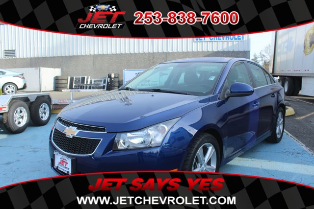 Used 2013 Chevrolet Cruze in Federal Way, WA