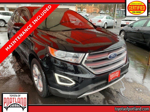 Used 2018 Ford Edge in , OR