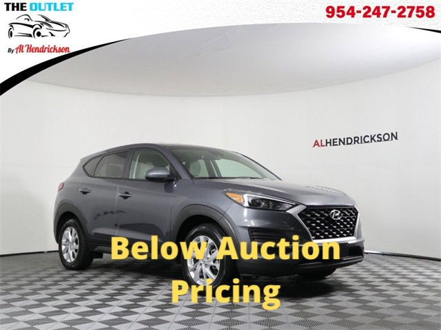 Used 2019 Hyundai Tucson in Coconut Creek, FL