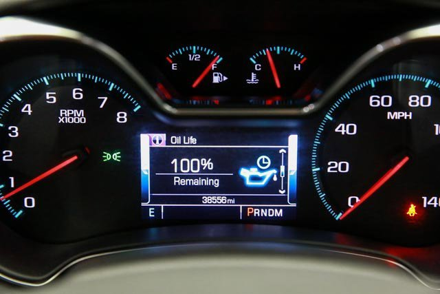 2018 Chevrolet Impala for sale 122677 9