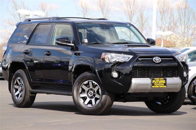 New 2020 Toyota 4Runner in Yuba City, CA