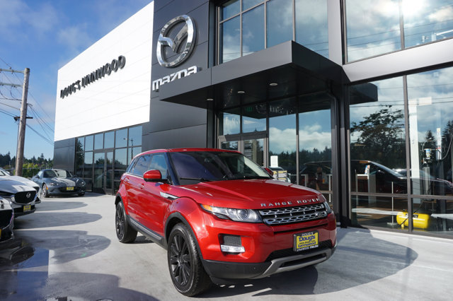 Used 2014 Land Rover Range Rover Evoque in Edmonds Lynnwood Seattle Kirkland Everett, WA