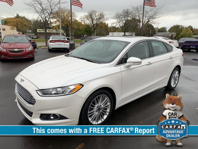 Used 2016 Ford Fusion in Wayne, MI