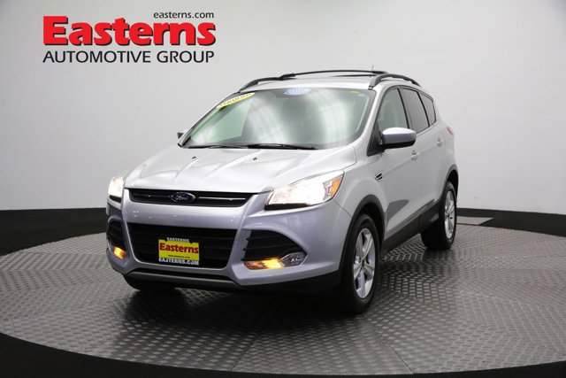 2015 Ford Escape SE EcoBoost Sport Utility