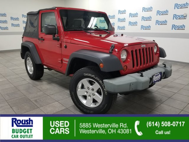 Used 2010 Jeep Wrangler in Westerville, OH
