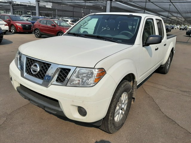 2019 Nissan Frontier SV | CREW CAB | B-UP CAM | *NISSAN CERTIFIED* Crew Cab SV Long Bed 4x4 Auto Regular Unleaded V-6 4.0 L/241 [1]