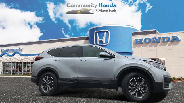 New 2020 Honda CR-V in Orland Park, IL