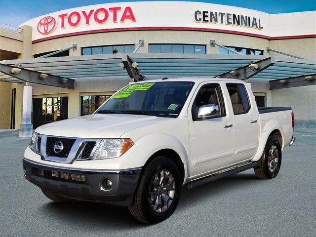 Used 2019 Nissan Frontier in Las Vegas, NV