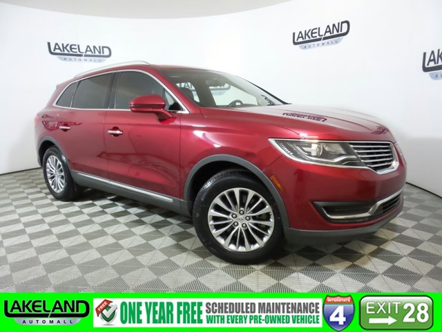 Used 2016 Lincoln MKX in ,