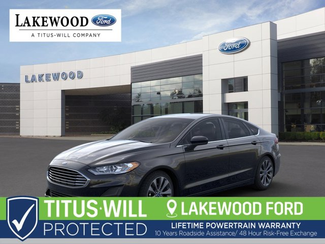 New 2020 Ford Fusion in Tacoma, WA