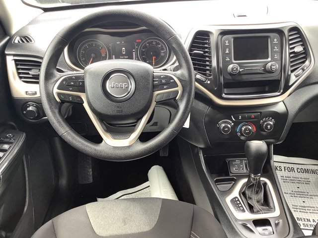 Used 2016 Jeep Cherokee FWD 4dr Sport