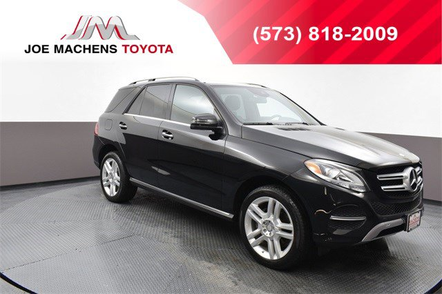 Used 2017 Mercedes-Benz GLE in Columbia, MO