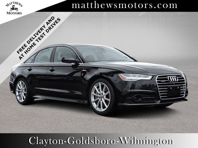 Used 2017 Audi A6 3.0T in Clayton , NC