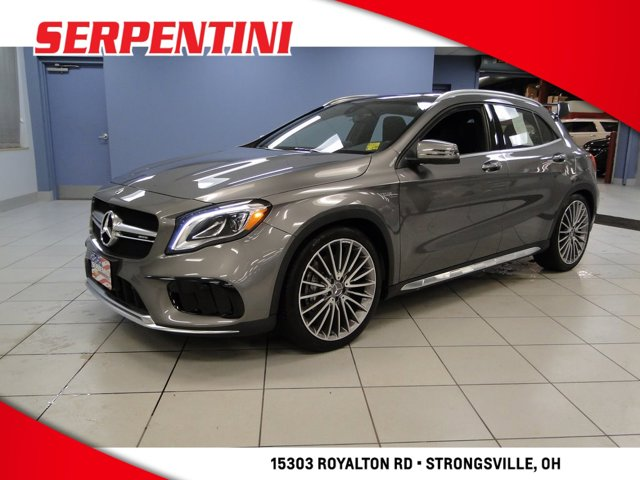 Used 2018 Mercedes-Benz GLA in Cleveland, OH