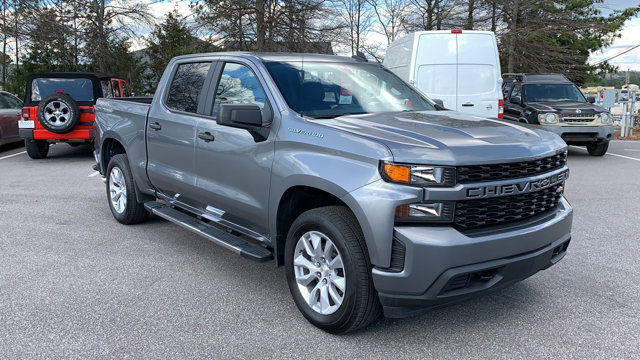Used 2019 Chevrolet Silverado 1500 in , AL