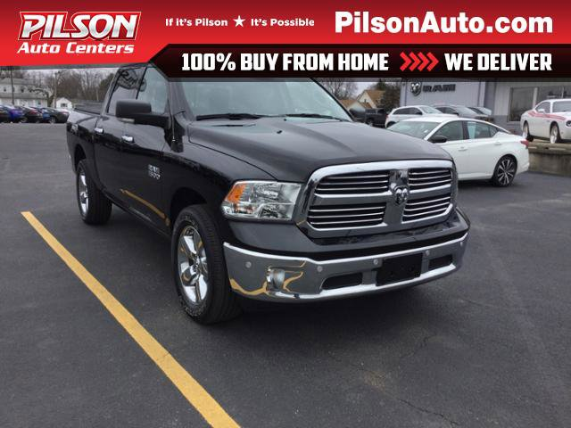 Used 2018 Ram 1500 in Mattoon, IL