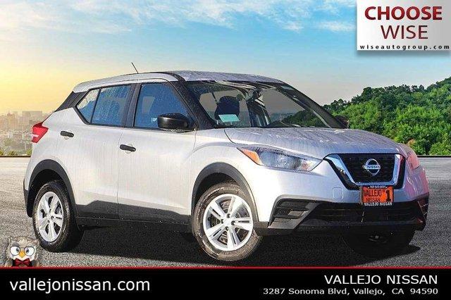 2020 Nissan Kicks S S FWD Regular Unleaded I-4 1.6 L/98 [13]