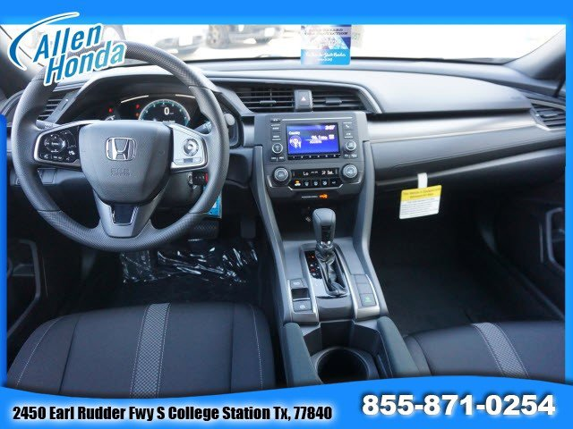 New 2020 Honda Civic Hatchback in College Station, TX