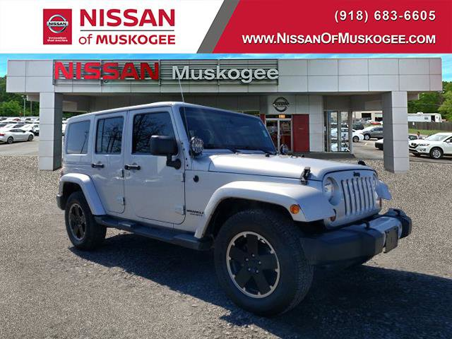 Used 2012 Jeep Wrangler Unlimited in Muskogee, OK