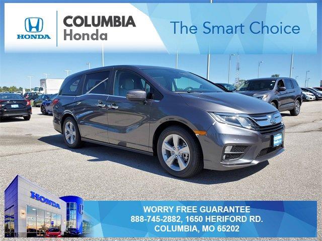 New 2020 Honda Odyssey in Columbia, MO