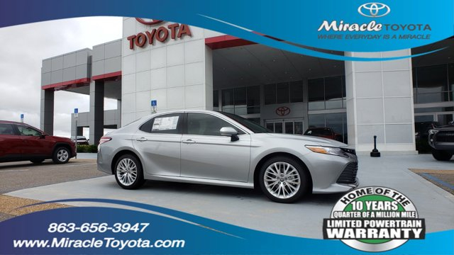 New 2019 Toyota Camry in Haines City, FL