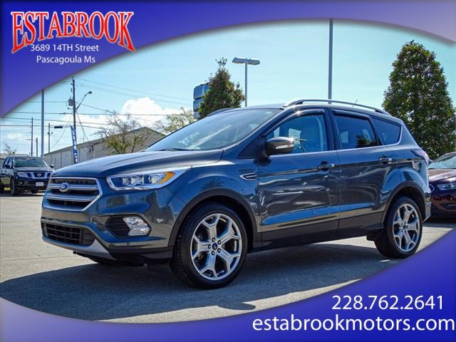 Used 2017 Ford Escape in Pascagoula, MS