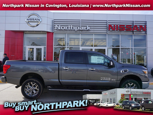 New 2019 Nissan Titan XD in Covington, LA
