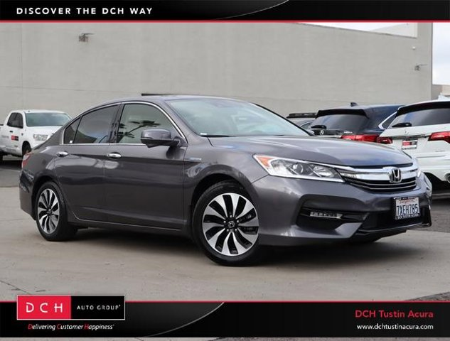 Used 2017 HONDA Accord Hybrid in , CA