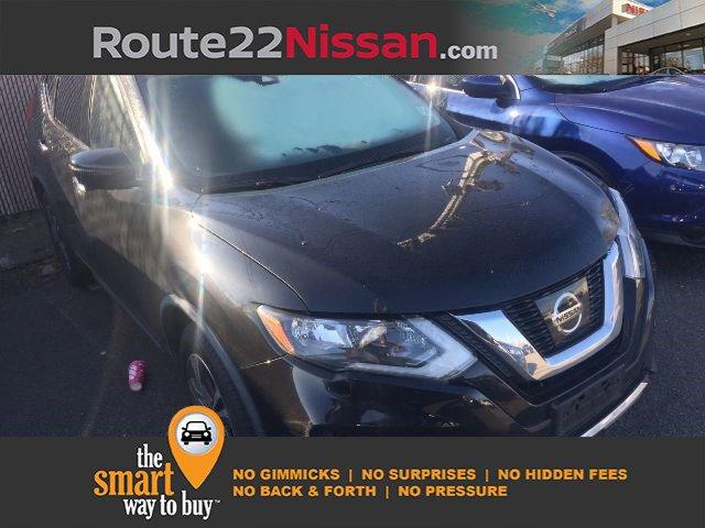 2017 Nissan Rogue SL 2017.5 AWD SL Regular Unleaded I-4 2.5 L/152 [0]