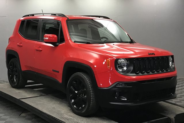 Used 2017 Jeep Renegade Altitude FWD