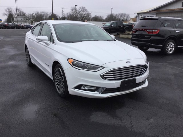 Used 2018 Ford Fusion Hybrid in Mattoon, IL