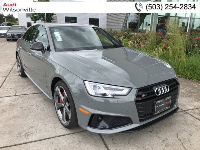 New 2019 Audi S4 in , OR