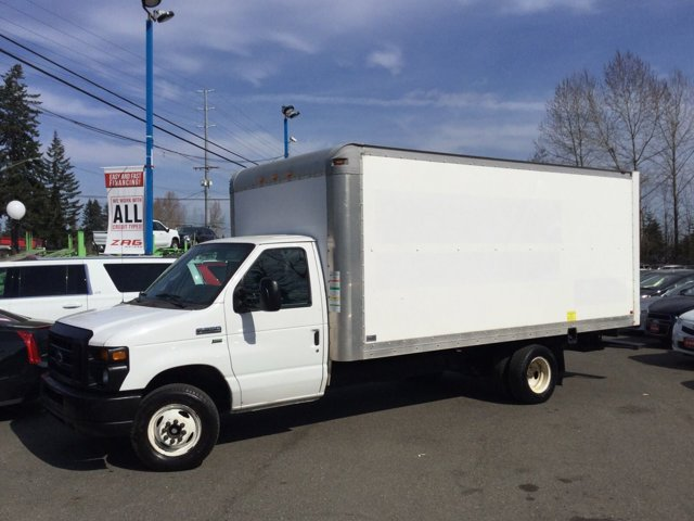 Used 2012 Ford Econoline Commercial Cutaway E-350 Super Duty 176 DRW