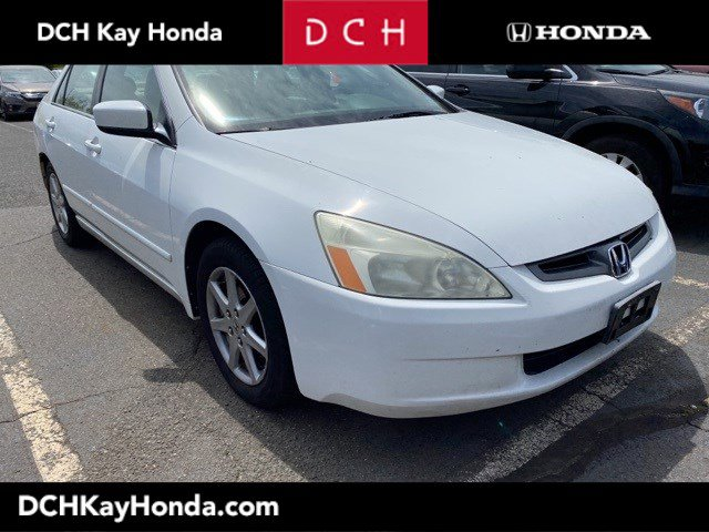 2004 Honda Accord Sedan EX