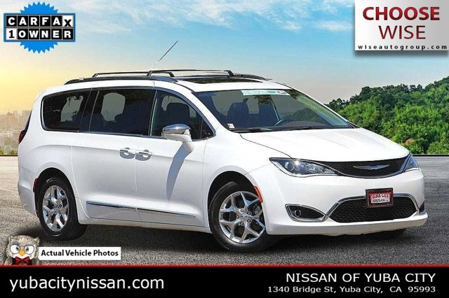 2019 Chrysler Pacifica Limited Limited FWD Regular Unleaded V-6 3.6 L/220 [5]